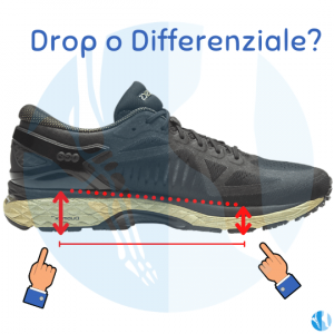 differenziale drop scarpa